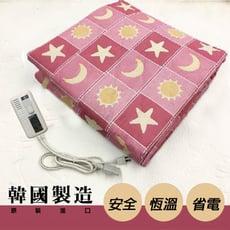 韓國製造電熱毯-七段控溫電毯【Jenny Silk】