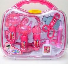 玩具倉庫小博士 手提醫生組手提醫護包/醫生組/醫護組/醫生包/醫生小護士醫護 露營 戶外 用品 桌椅