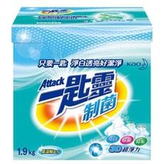 一匙靈 制菌超濃縮洗衣粉 1.9KG