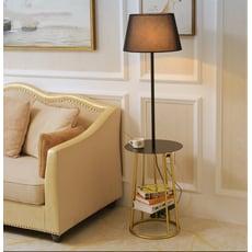 燈 燈具 茶几 桌子 落地燈 智能調光 新款茶幾落地燈美式奢華客廳臥室簡約現代大堂創意書房個性臺燈