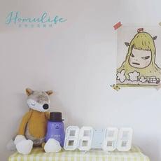 【合牧生活】ins韓國3D-LED立體數字鐘(數字時鐘.文青感時鐘.咖啡館時鐘 數字掛鐘 )