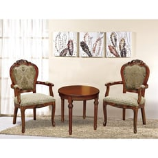 【obis】歐風房間椅組