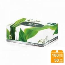 舒潔盒裝抽取式面紙 180抽X50盒/箱