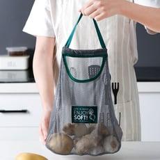根莖蔬果透氣收納網袋 DIE1289 蔬果收納 塑膠袋 環保袋
