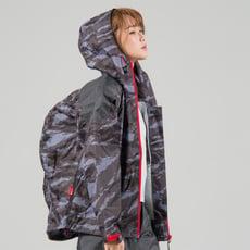 犀力背包兩件式風雨衣