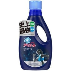 日本版【P&G】ARIEL史上最強 SPORTS強效消臭洗衣精750g