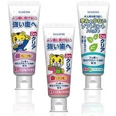 日本【SUNSTAR】巧虎兒童牙膏 70g