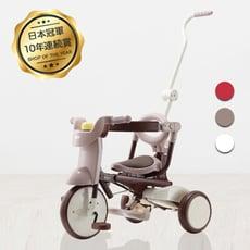 【升級款】日本iimo #02兒童三輪車-三色