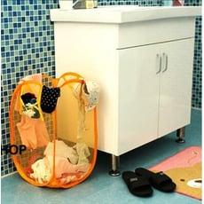 便攜洗衣籃 玩具零食收納籃