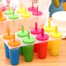 冰棒模 圓形八格冰棒模 想購了超級小物