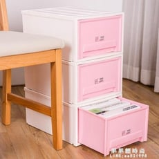 茶花收納櫃抽屜式內衣衣服整理櫃收納盒儲物箱大號塑膠寶寶兒童