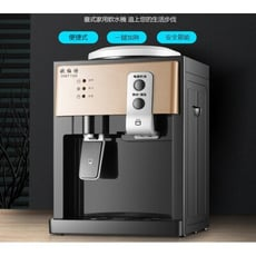 110v電壓飲水機台式冷熱冰溫熱家用宿舍辦公室迷你小型節能制冷制熱開水機/免運