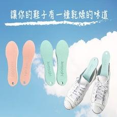 【日本岩崎】超吸濕吸異味硅藻土鞋墊 (可重複使用)1入=1雙
