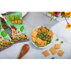 【日香】豌豆餅-蒜香、麻辣兩口味