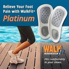 舒適減壓4D足弓鞋墊調整墊 抗震墊(一雙)