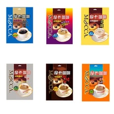 【摩卡咖啡 MOCCA】 袋裝咖啡任選組