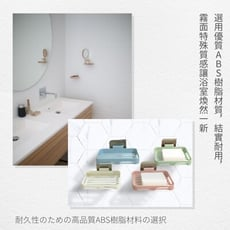 無痕貼壁掛式肥皂盒