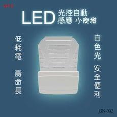 MIG明家GN-002 LED自動感應小夜燈(白光)