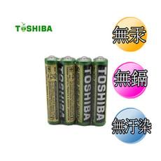 東芝 環保碳鋅電池3號40入