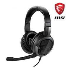 電競首選 MSI微星 Immerse GH30 V2 耳罩式電競耳機