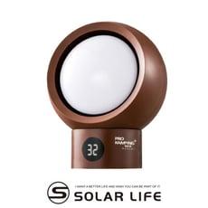 Pro Kamping領航家 圓型電暖器(咖啡熊大) PC-HT01C.露營電暖爐 PTC陶瓷電暖器