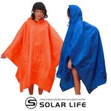 多功能野餐地墊斗篷式雨衣.野外登山帳篷邊布草地坐墊帳篷三用雨衣