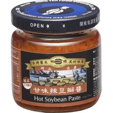明德*甘味辣豆瓣醬(165g/瓶)