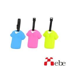【Xebe集比】T-shirt造型行李吊牌