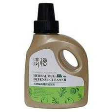 【清檜】抗菌驅蟲萬用清潔劑(600ml)