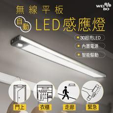 WEI BO無線平板自動LED感應燈(30LED)