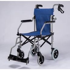 Lohas Air 鋁合金折疊輪椅 8.5kg 輕量型 送附輪收納袋 外銷日本 出國專用