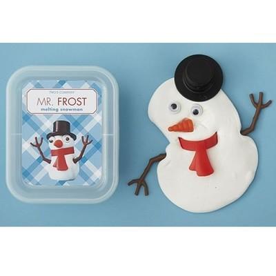 Mr. Forst Melting Snow Man 融化雪人趣味黏土組