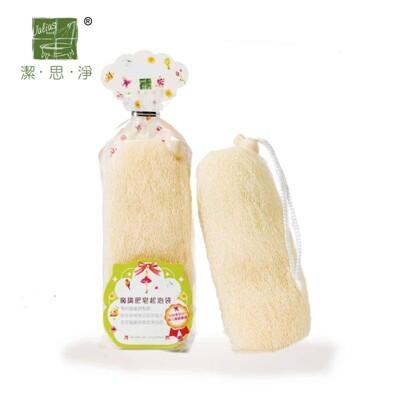 潔思淨 台灣製造魔縐肥皂快速起泡袋