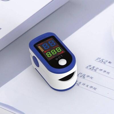 一鍵測量 智慧登山觀測器 脈搏血氧偵測器