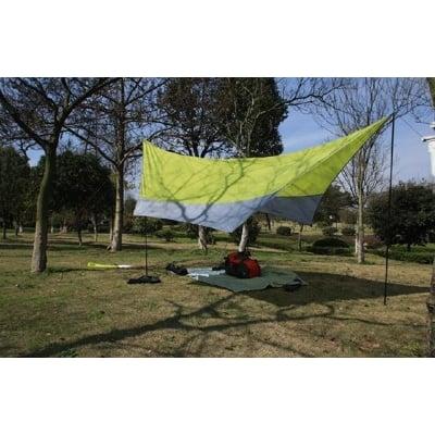 5mx5m超大天幕 (有上銀膠 防曬效果最佳) 露營 戶外 野餐