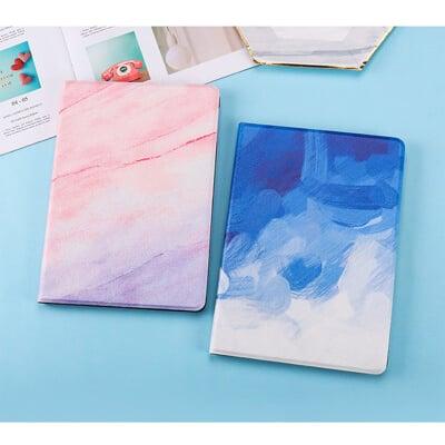 大理石紋IPAD套2019iPad AIR護殼air2保護殼2018新iPad保護套air殼mini