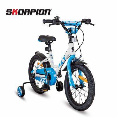 【SKORPION】12吋兒童自行車|兒童腳踏車|幼兒自行車|幼兒腳踏車|無毒認證安全標準