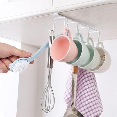 《貳次方》 隔板懸掛掛勾 櫥櫃吊掛 廚房收納 廚房掛勾 櫥櫃掛勾