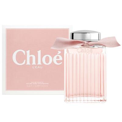 Chloe克羅埃 粉漾玫瑰 女性淡香水 100ml