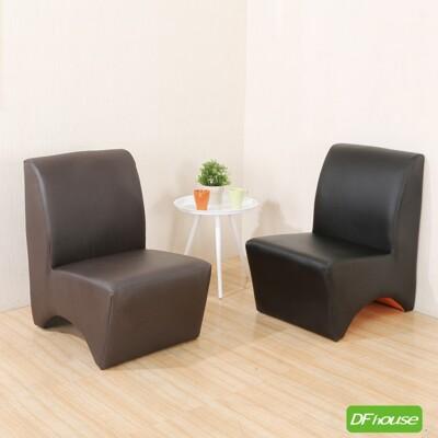 《DFhouse》奧斯頓加大L沙發凳(加大版)台灣製造-2色  L型沙發 和室沙發 小沙發 輔助椅