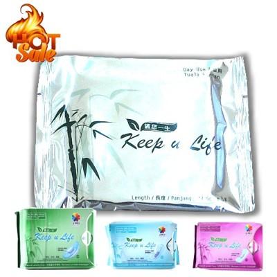 Keep u Life 衛生棉精品 輕便/日常優惠組