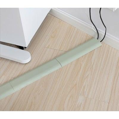 電線遮擋板 收納網線集線神器電腦線固定夾 牆面電線固線夾理線神器
