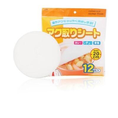 吸油膜SG664 日本廚房吸油紙家用油炸烘焙燒烤加厚食品墊紙煮湯煲湯控油濾油紙