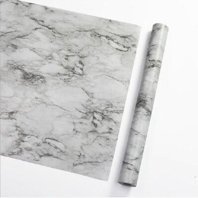 自黏式拋光大理石紋壁紙【NF598】10米一捲 防水防潮 經久耐用