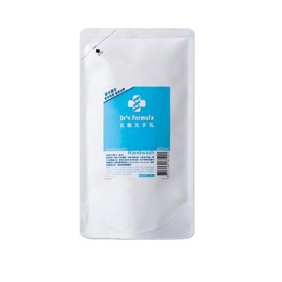 《台塑生醫》Dr's Formula抗菌洗手乳補充包 (400ml/包)