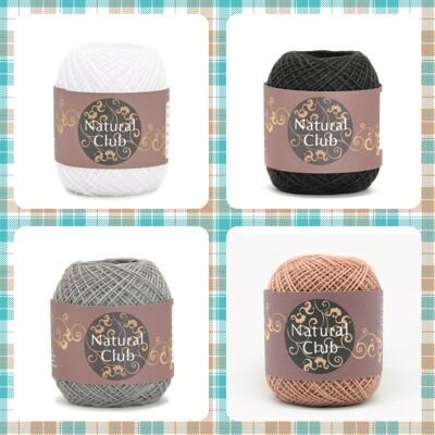 【紙在乎你】Natural Club 質地柔軟定型紗 加熱固定 熱融紗 編織 DIY材料 台灣製