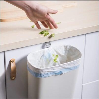 北歐 復古 客廳 衛生間窄縫垃圾桶