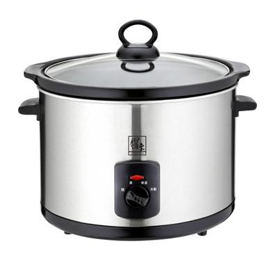 【鍋寶】不銹鋼5公升養生電燉鍋(SE-5050-D)