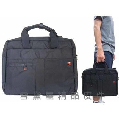 公事包進口專櫃電腦包可14吋電腦小型文件包高單數進口防水布可A4資料夾