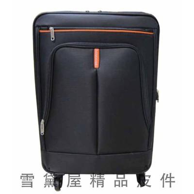 ~雪黛屋~18NINO81 26+24一組吋商務型行李箱美國專櫃360度靈活旋轉台灣製造精品品質保證